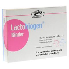 Lactobiogen Kinder Beutel 30 Stück
