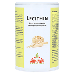 LECITHIN GRANULAT 400 Gramm