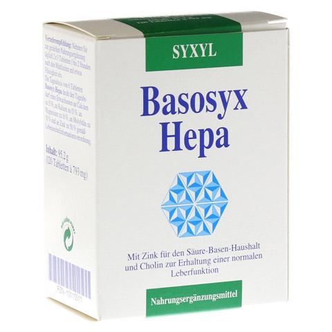 BASOSYX Hepa Syxyl Tabletten 120 Stück