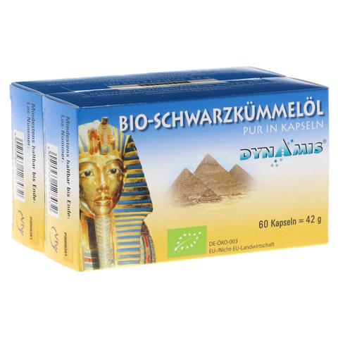 SCHWARZKÜMMEL ÄGYPT pur Kapseln 120 Stück
