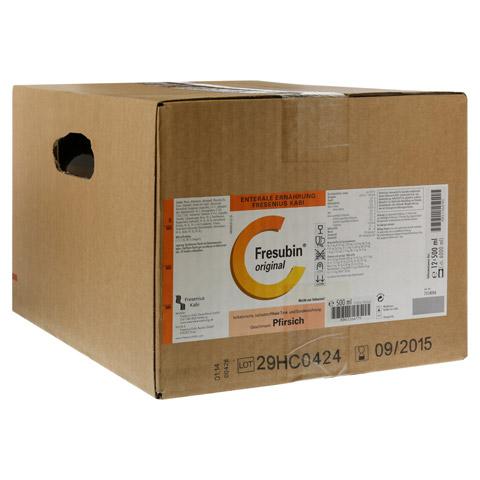 FRESUBIN ORIGINAL Pfirsich 12x500 Milliliter