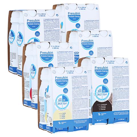FRESUBIN PROTEIN Energy DRINK Mischkart.Trinkfl. 6x4x200 Milliliter