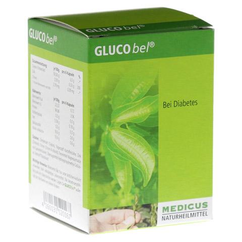 GLUCOBEL Diabetikerkapseln 90 Stück