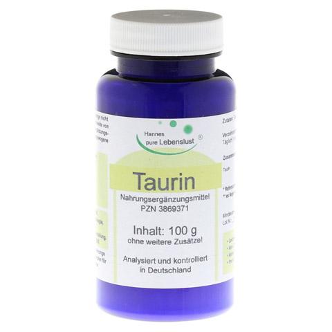 Taurin pur Pulver 100 Gramm