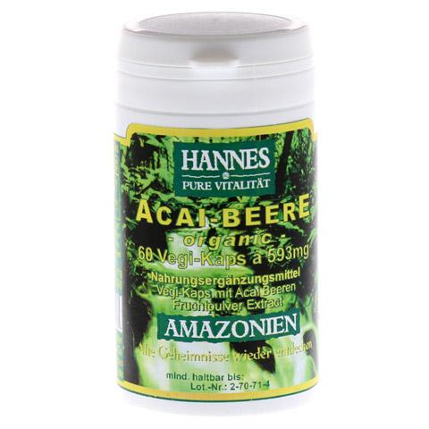 ACAI BEERE organic Vegi-Kaps 60 Stück