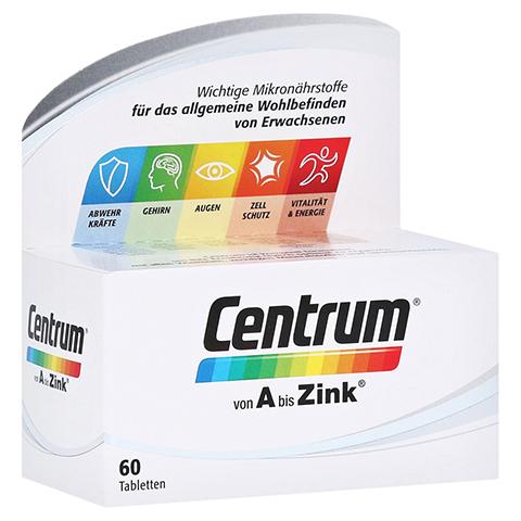 CENTRUM A-Zink+FloraGlo Lutein Caplette 60 Stück