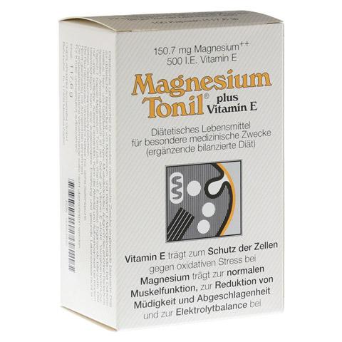 MAGNESIUM TONIL plus Vitamin E Kapseln 100 Stück