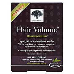 HAIR VOLUME Tabletten 90 Stück - Vorderseite