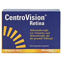 CENTROVISION Retina Kapseln 60 Stück - Vorderseite