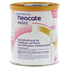 NEOCATE Infant Pulver 4x400 Gramm - Vorderseite