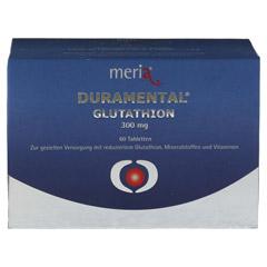 DURAMENTAL Glutathion 300 mg magensaftr.Tabletten 60 Stück - Vorderseite