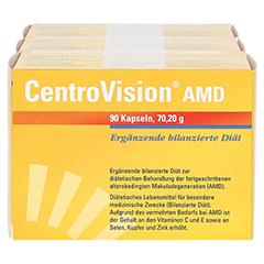 CENTROVISION AMD Kapseln 270 Stück - Vorderseite