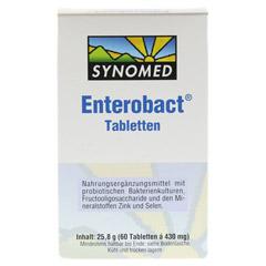 ENTEROBACT Tabletten 60 Stück - Vorderseite
