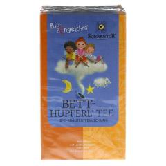 Sonnentor Bio Bengelchen Bett Hupferl 20 Stück - Vorderseite