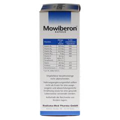MOWIBERON Kapseln 100 Stück - Linke Seite