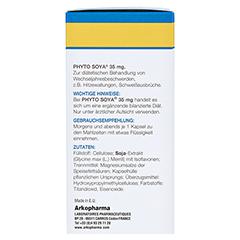 PHYTO SOYA 35 mg Kapseln 120 Stück - Linke Seite