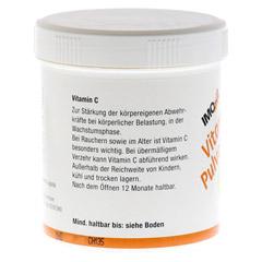 Ascorbinsäure Vitamin C Pulver 300 Gramm - Linke Seite