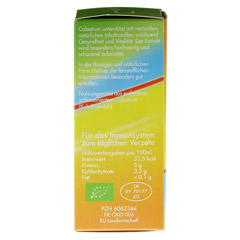 CLIVE Colostrum Extrakt Liquid 125 Milliliter - Linke Seite
