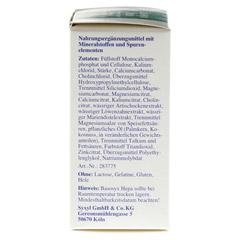 BASOSYX Hepa Syxyl Tabletten 120 Stück - Rechte Seite