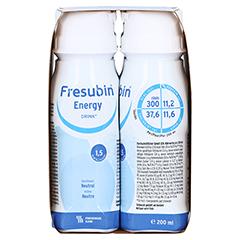 FRESUBIN ENERGY DRINK Neutral Trinkflasche 4x200 Milliliter - Rechte Seite