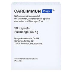 CAREIMMUN Basic Kapseln 90 Stück - Rechte Seite