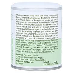 MULTIPLASAN Mineralstoffkomplex 33 Tabletten 350 Stück - Rechte Seite