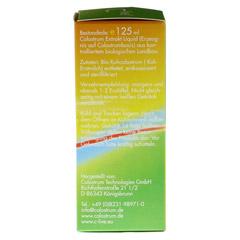 CLIVE Colostrum Extrakt Liquid 125 Milliliter - Rechte Seite