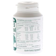 INDOL 3 Carbinol 250 mg Vegetarische Kapseln 120 Stück - Rechte Seite