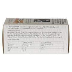 MAGNESIUM TONIL plus Vitamin E Kapseln 100 Stück - Rechte Seite