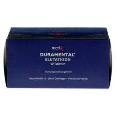 DURAMENTAL Glutathion 300 mg magensaftr.Tabletten 60 Stück - Oberseite