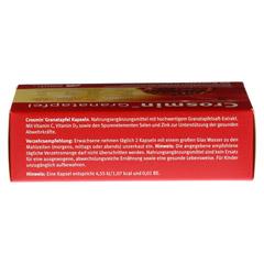 CROSMIN Granatapfel Kapseln 60 Stück - Unterseite