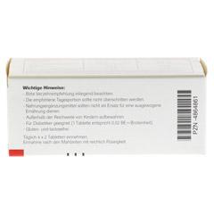 KMA Apogepha Tabletten 100 Stück - Unterseite