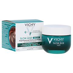 Vichy Slow Âge Nachtpflege & Maske 50 Milliliter