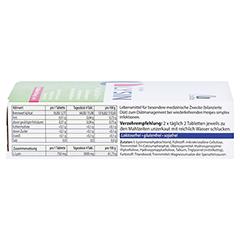 L-LYSIN 750 mg Tabletten 30 Stück - Oberseite