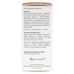 CEROLA Vitamin C Taler Grandel 16 Stück - Rechte Seite