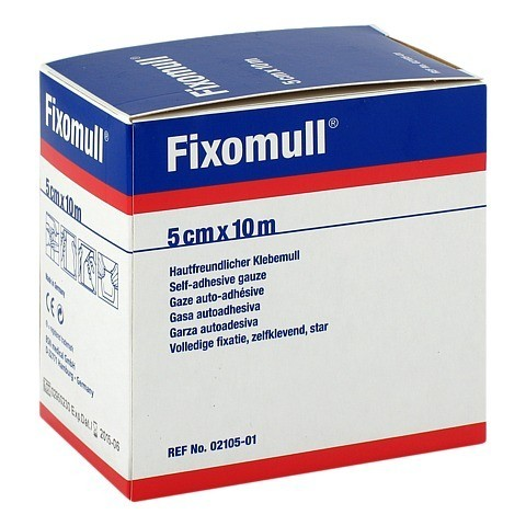 FIXOMULL Klebemull 5 cmx10 m 1 St�ck