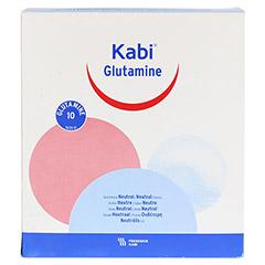 KABI Glutamine Pulver 30x20 Gramm - Vorderseite