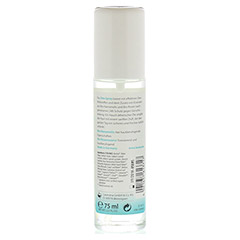 LAVERA basis sensitiv Deo Spray dt 75 Milliliter - Rückseite
