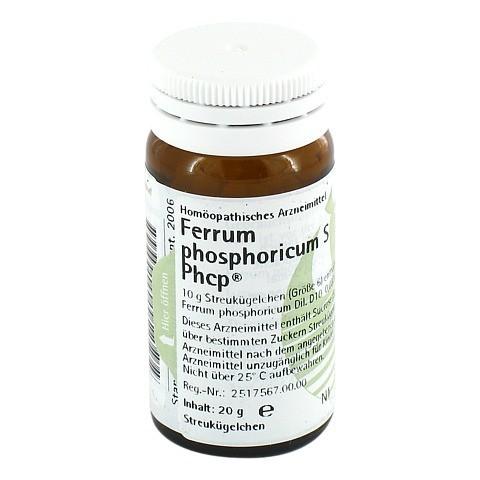 FERRUM PHOSPHORICUM S Phcp Globuli 20 Gramm N1