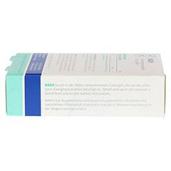 NADH 5 mg stabilisiert Kapseln 30 Stück - Linke Seite