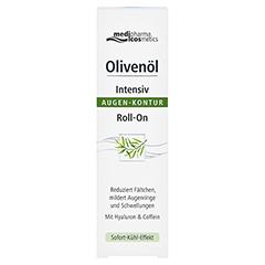 OLIVEN�L Intensiv AUGEN-KONTUR Roll-on 15 Milliliter - Vorderseite