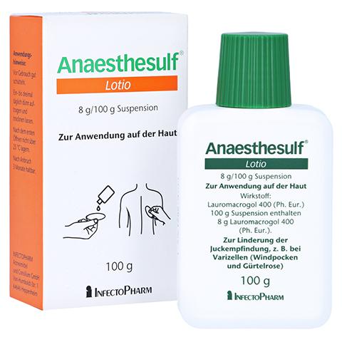 Anaesthesulf Lotio 100 Gramm N3