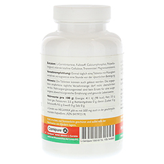 L-CARNIPURE 1000 mg Kautabletten 60 St�ck - Linke Seite