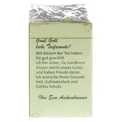 6ER Tee nach Eva Aschenbrenner Filterbeutel 15x1.6 Gramm - Linke Seite