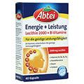 ABTEI Lecithin 2.000 Plus B-Vitamine Kapseln 40 St�ck