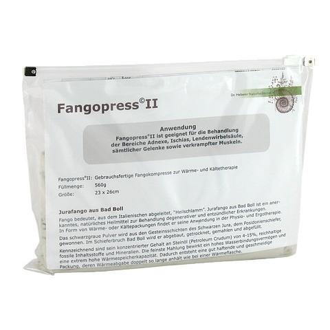 FANGOPRESS Kompressen Gr.II 23x26 cm 1 Stück
