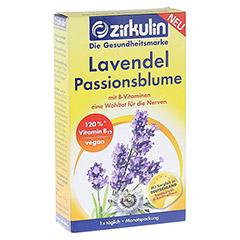 ZIRKULIN Lavendel Passionsblume Kapseln 30 Stück