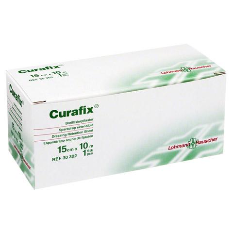 CURAFIX Fixierpflaster 15 cmx10 m 1 Stück
