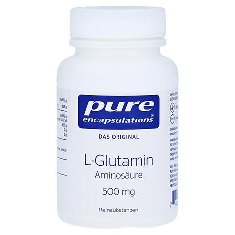 PURE ENCAPSULATIONS L-Glutamin 500 mg Kapseln 90 St�ck