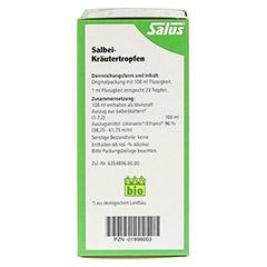 Salus Salbei-Kräutertropfen 100 Milliliter - Linke Seite